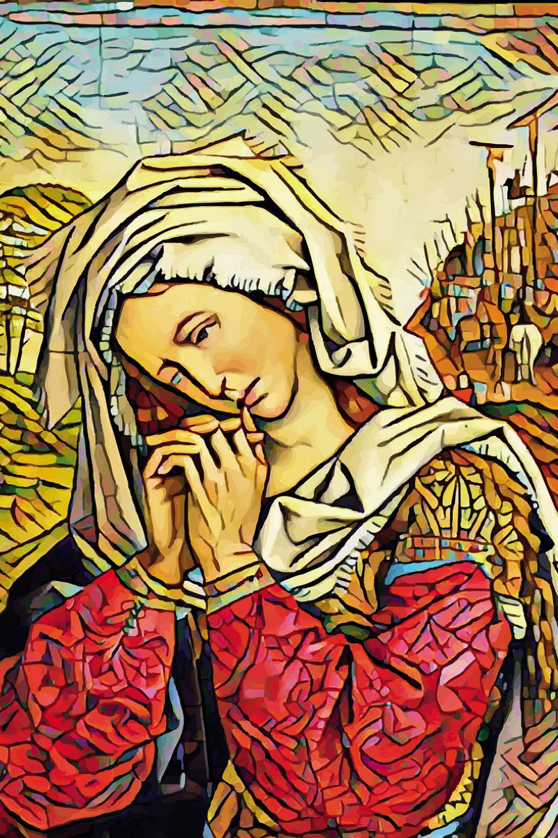Mary Magdalene: The Lost Soul who wanted to be redeemed