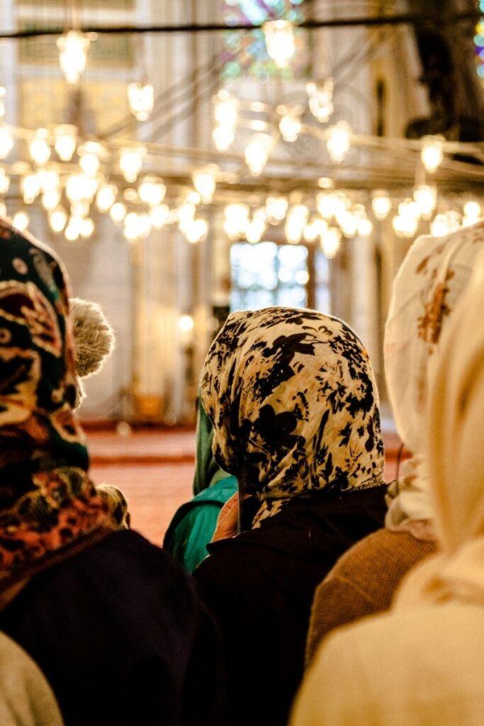 women disciples